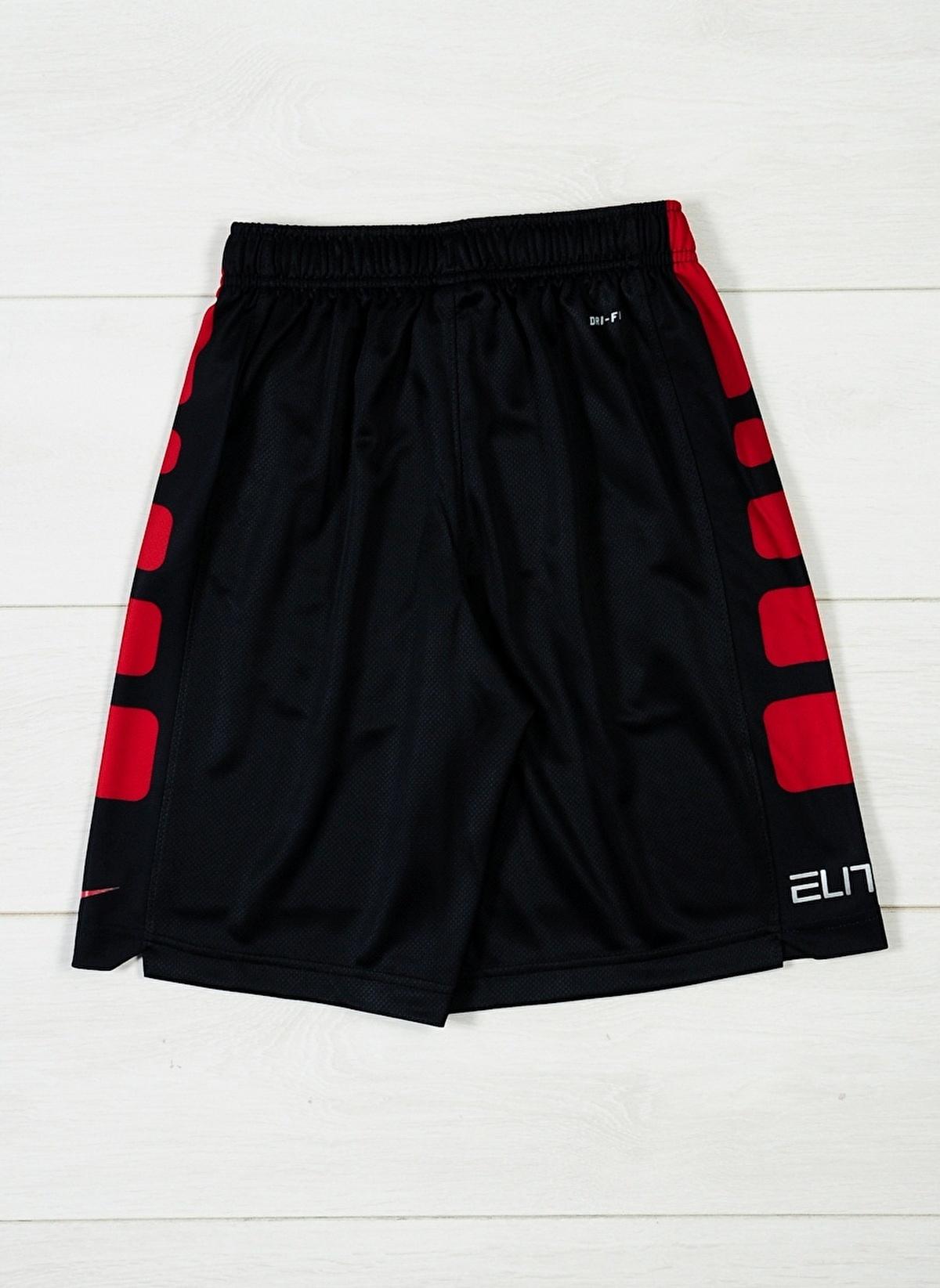 nike erkek 199ocuk nike elite stripe blackgym redgym red